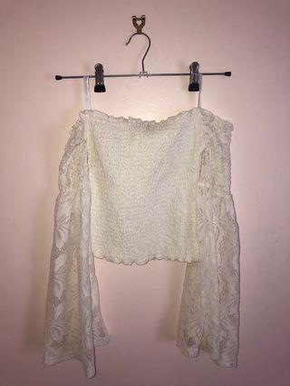 Sz S flared top