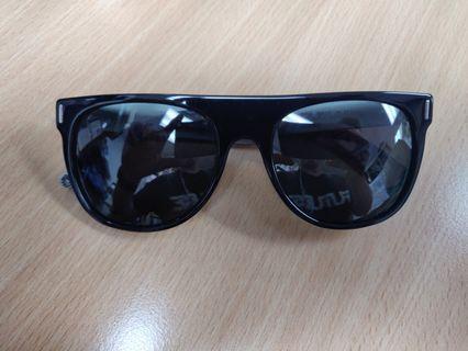 Super limited edition flat top sunglasses