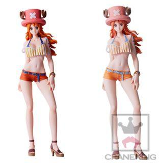 海賊王 Figure 娜美 One Piece Sweet Style Pirates - NAMI -