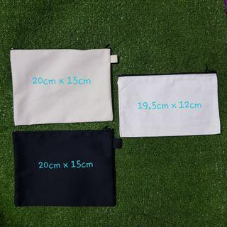 🚚 Name Customize Personalize pouch zipper bag