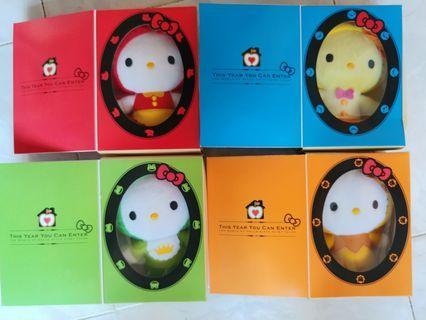 McDonald's Hello Kitty 毛公仔