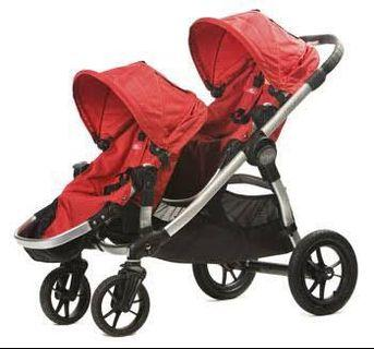 Baby Jogger Tandem/Single FREE Wheelboard