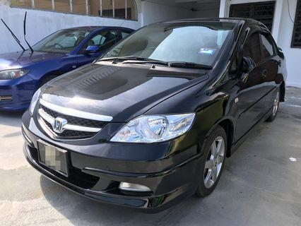 2008 Honda City 1.5 IDSI (A)