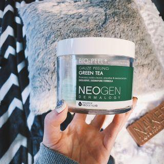 Neogen Green Tea Gauze Peel