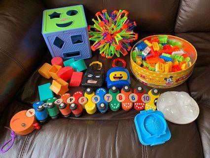 益智幼兒玩具