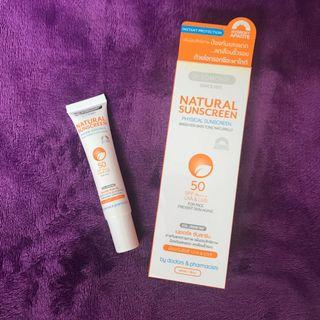 Dr Somchai Natural Sunscreen