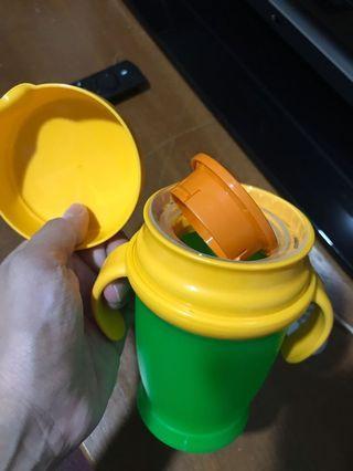 Lovi training weaning kids cup