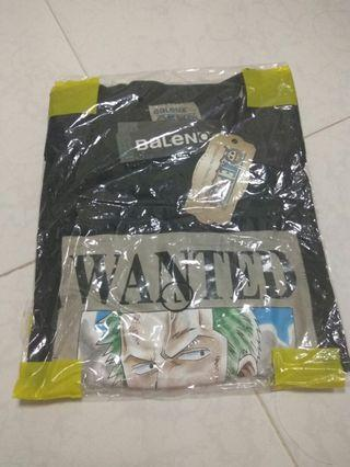 Zoro Baleno Limited Edition One Piece Zoro T shirt
