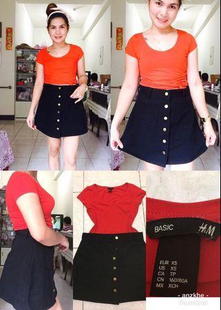 blouse&skirt