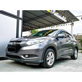 honda hr-v 1.8 E (a) full service record under warranty by honda malaysia 2015 model