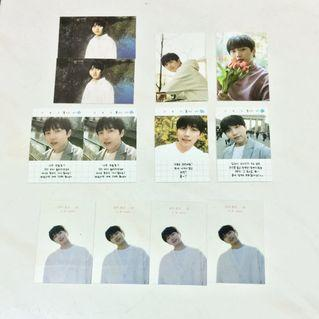 Exchange* Sandeul(A Fine Day) Photocard