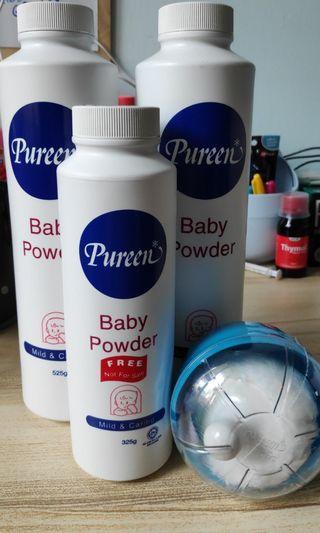Pureen Baby Powder