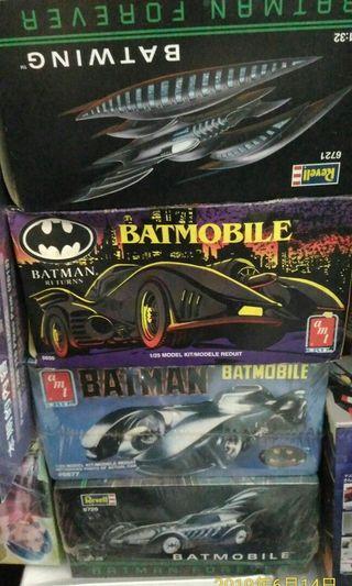 蝙蝠車 模型 batmobile Batman