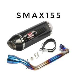 SMAX155 Exhaust Full System