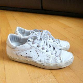 Golden Goose Deluxe Brand Sneaker Trainers Low Top Leather Super Star Shoes 波鞋 運動鞋 球鞋