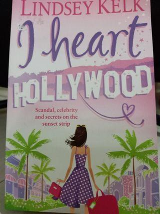 Novel I heart Hollywood - Lindsey Kelk