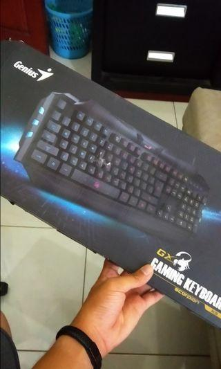 Genius Gaming Keyboard Scorpion K5