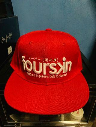 🚚 FourSkin Snap back