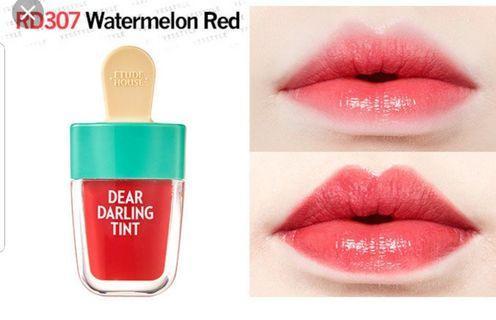🚚 Dear Darling water gel tint ♡ Ice cream edition