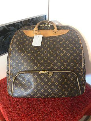 LV Canvas Evasion Travel Bag (Large Size)