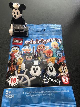 Lego Mickey Minifigure