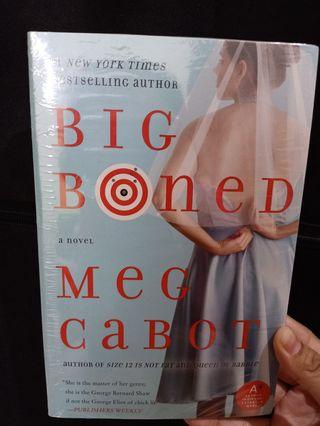 Novel BIG BONED - Meg Cabot