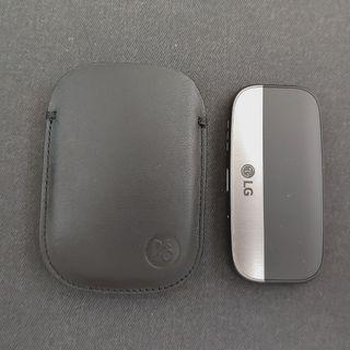 LG 原裝模組 + B&O 皮袋