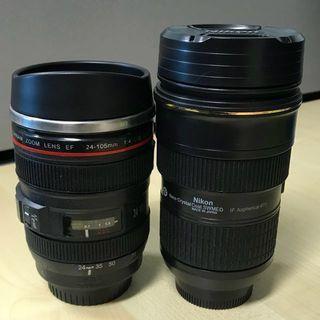 Coffee mug- Lens x 2