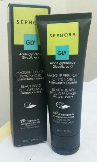 Sephora Blackhead Peel-Off Mask