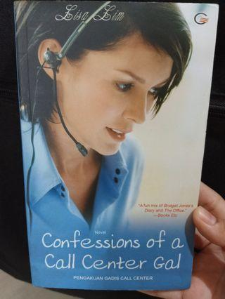Novel Confessions of A Call Center Gal