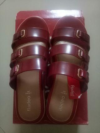 Sandal Sepatu Wanita Fladeo