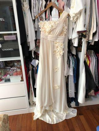 Wedding gown/ dinner gown