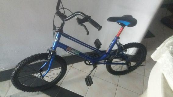 BUDGET BICYCLE 20 INCHES.