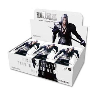 Final Fantasy Opus 3 (Box Of 36 Packs)
