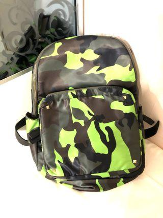PRICED DOWN - Camouflage Print Backpack (Unisex)