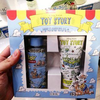 日本DHC x Toy Story 洗面卸妝套裝