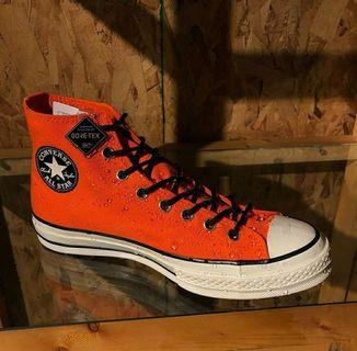 Gore-tex x Convers 1970s Higt Orange