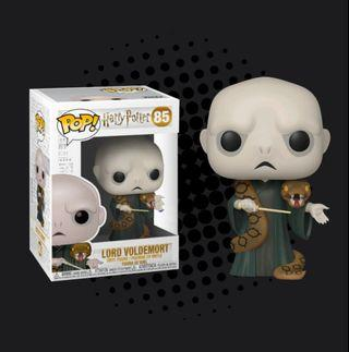 FUNKO POP - HARRY POTTER - LORD VOLDEMORT WITH NAGINI
