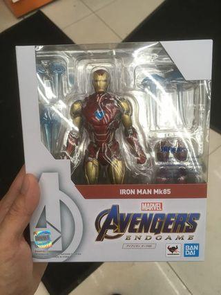 SHF Iron Man mark 85全新