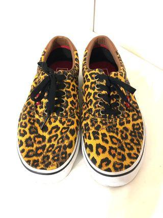 PRICED DOWN - Vans Leopard Print Shoes