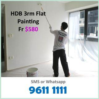 Cheapest Home Painting