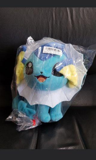 Pokemon Vaporeon Plush Toy
