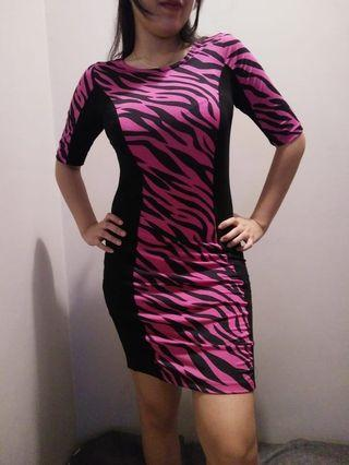 Dress Macan Fit to L ngepres body