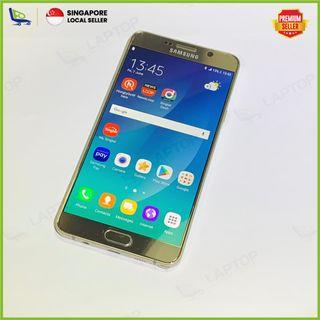 SAMSUNG Galaxy Note 5 32GB Gold [Preowned]