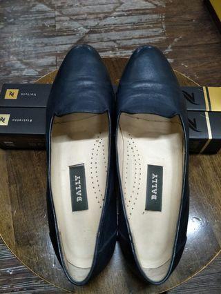 🚚 BALLY  皮革女鞋 / ISABEL 低跟平底款/