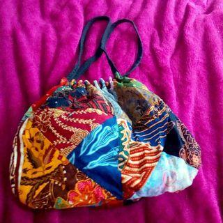 Boho patchwork bag