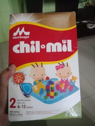 Morinaga chil mil 6-12bulan