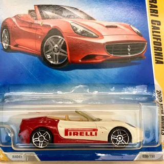 REDUCED PRICE! Custom Hot Wheels Ferrari California