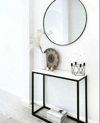 Marble Hallway Table