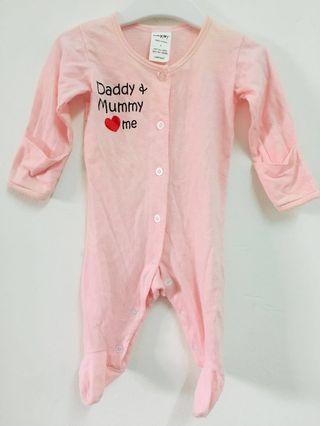 Tollyjoy Baby Sleepsuit